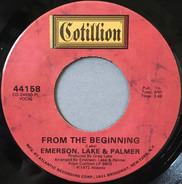 Emerson, Lake & Palmer - From The Beginning / Living Sin