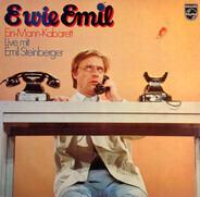 Emil Steinberger - E Wie Emil