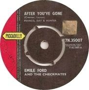 Emile Ford & The Checkmates - After You've Gone