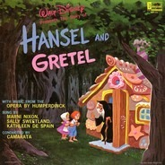 Walt Disney - The Story Of Hansel And Gretel