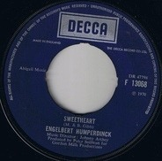 Engelbert Humperdinck - Sweetheart / Born To Be Wanted