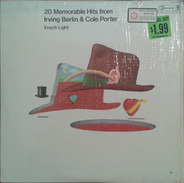 Enoch Light - 20 Memorable Hits From Irving Berlin & Cole Porter