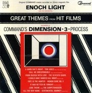 Enoch Light And His Orchestra - Great Themes From Hit Films In Dimension •3•