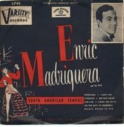 Enric Madriguera - South American Tempos