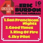 Eric Burdon & The Animals - The Animals