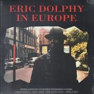Eric Dolphy - In Europe -Transp. Red-
