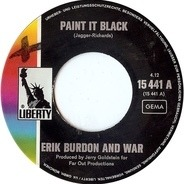 Eric Burdon & War - Paint It Black