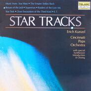 Erich Kunzel / Cincinnati Pops Orchestra - Star Tracks