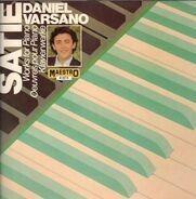 Satie / Daniel Varsano - Satie, Works For Piano, Oeuvres Pour Piano, Klavierwerke