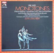 Erik Satie / John Lanchbery - Monotones