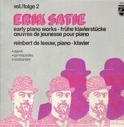 Erik Satie - Early Piano Works Vol. 2