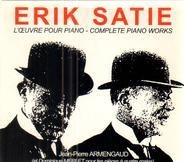 Erik Satie - L'Oeuvre Pour Piano - Complete Piano Works