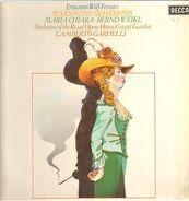 Ermanno Wolf-Ferrari/ Orchester des Royal House Covent Garden, L. Gardelli - Il Segreto Di Susanna