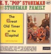 Ernest Stoneman And The Stoneman Family - The Great Old Timer At The Capital
