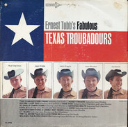 Ernest Tubb And His Texas Troubadours - Ernest Tubb's Fabulous Texas Troubadours