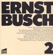 Ernst Busch - 2 - Lieder Des Spanischen Bürgerkrieges