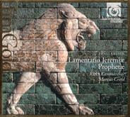 Ernst Krenek - RIAS-Kammerchor , Marcus Creed - Lamentatio Jeremiæ Prophetæ
