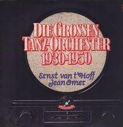 Ernst van t'Hoff, Jean Omer - Die grossen Tanz-Orchester 1930-1950