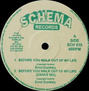Errol Dunkley - Before You Walk Out Of My Life