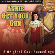 Ethel Merman / Ray Middleton - Annie Get Your Gun