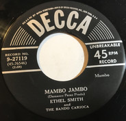 Ethel Smith And The Bando Carioca - Mambo Jambo / Cuban Cutie