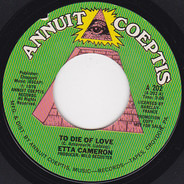 Etta Cameron - To Die Of Love