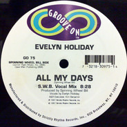 Evelyn Holiday - All My Days