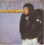 Evelyn King - If You Want My Lovin'