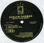 Evelyn Thomas - Move Your Body