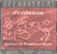 Évidence - Musique de Thelonious Monk