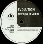 Evolution - Your Love Is Calling