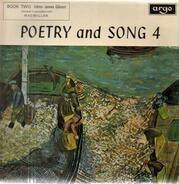 Ewan MacColl / Siegfried Sassoon a.o. - Poetry and Song 4