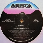 Exposé - Exposed To Love