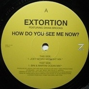 Extortion Featuring Dihan Brooks - How Do You See Me Now?