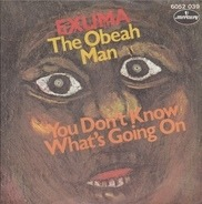 Exuma - The Obeah Man