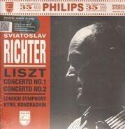 F. Liszt / Sviatoslav Richter - Piano Concertos Nos. 1&2