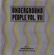 Faber Cucchetti - Underground People Vol.VII