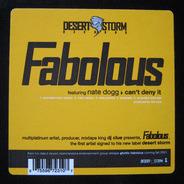 Fabolous - can't deny it
