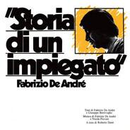 Fabrizio De André - Storia di un Impiegato