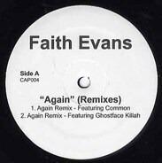 Faith Evans - Again (Remixes)