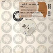 Faith Evans - I Love You / You Gets No Love (Remix)