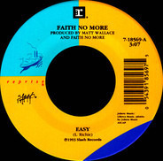 Faith No More - Easy / Das Schutzenfest