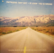 Faithless - Why Go? / If Lovin' You Is Wrong