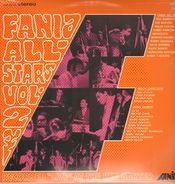 "Fania All Stars - Vol.2 Recorded ""Live"" At The Red Garter"