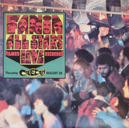 "Fania All Stars - ""Live"" At The Cheetah (Vol. 1)"