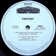Fantasy - (Hey Who's Gotta) Funky Song