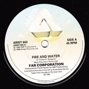 Far Corporation - Fire And Water