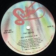 Fat Boys - Sex Machine / Beat Box Is Rocking