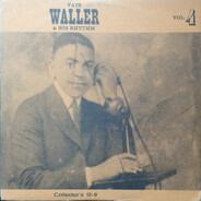 Fats Waller & His Rhythm - Vol. 4