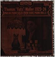 Fats Waller - 1923-1924 Parlor Piano Solos From Rare Piano Rolls